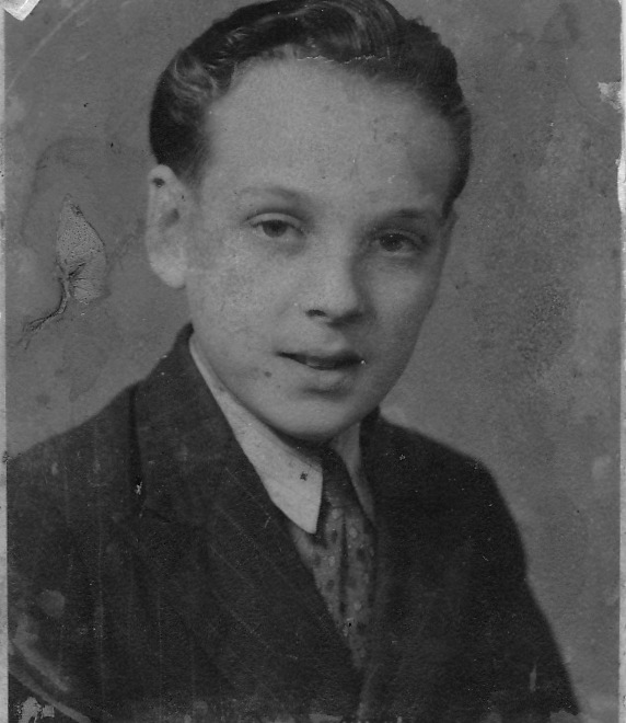 Young Victor 1949