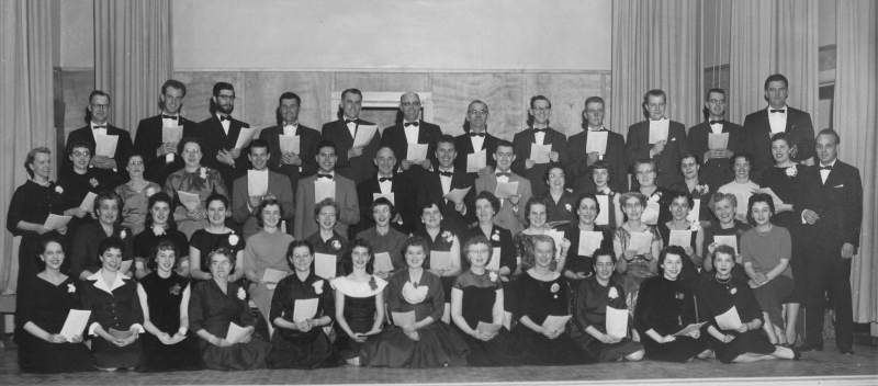 1959 Pembroke Community Choir