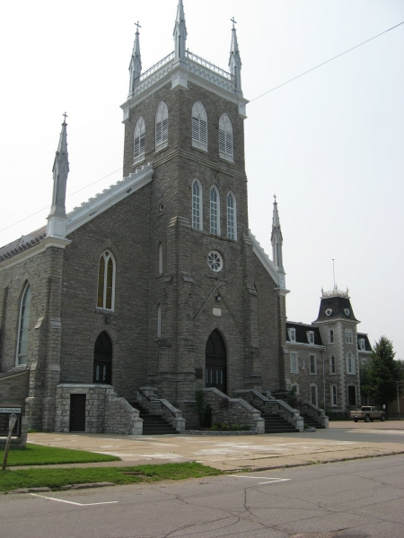 St. Columbkille Cathedral - Pembroke