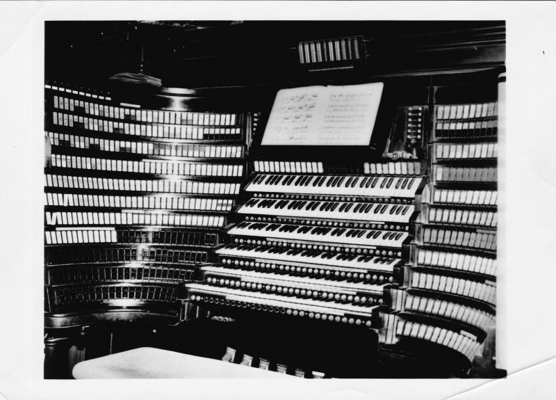 Wannamaker Organ Philadelphia