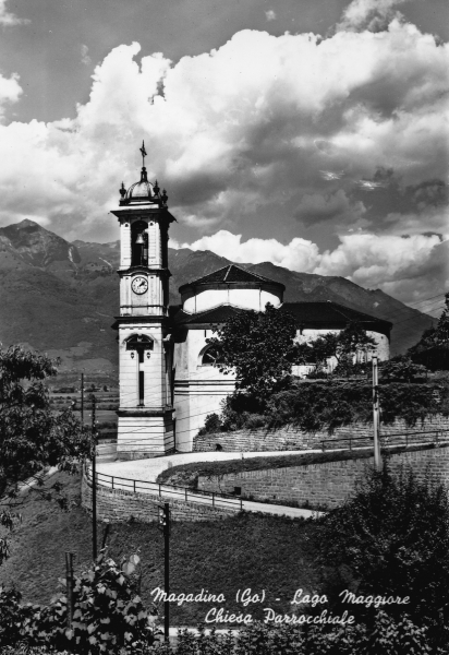 St. Charles Boromeo Church - Magadino
