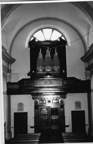 Magadino Church Organ