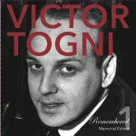 Victor Togni Memorial CD One